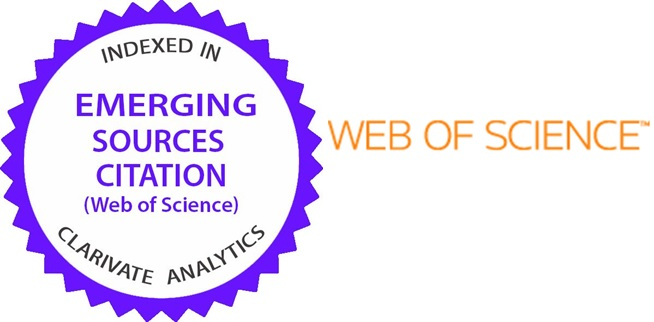 Our Journal Indexed By The Web Of Science Core Collection